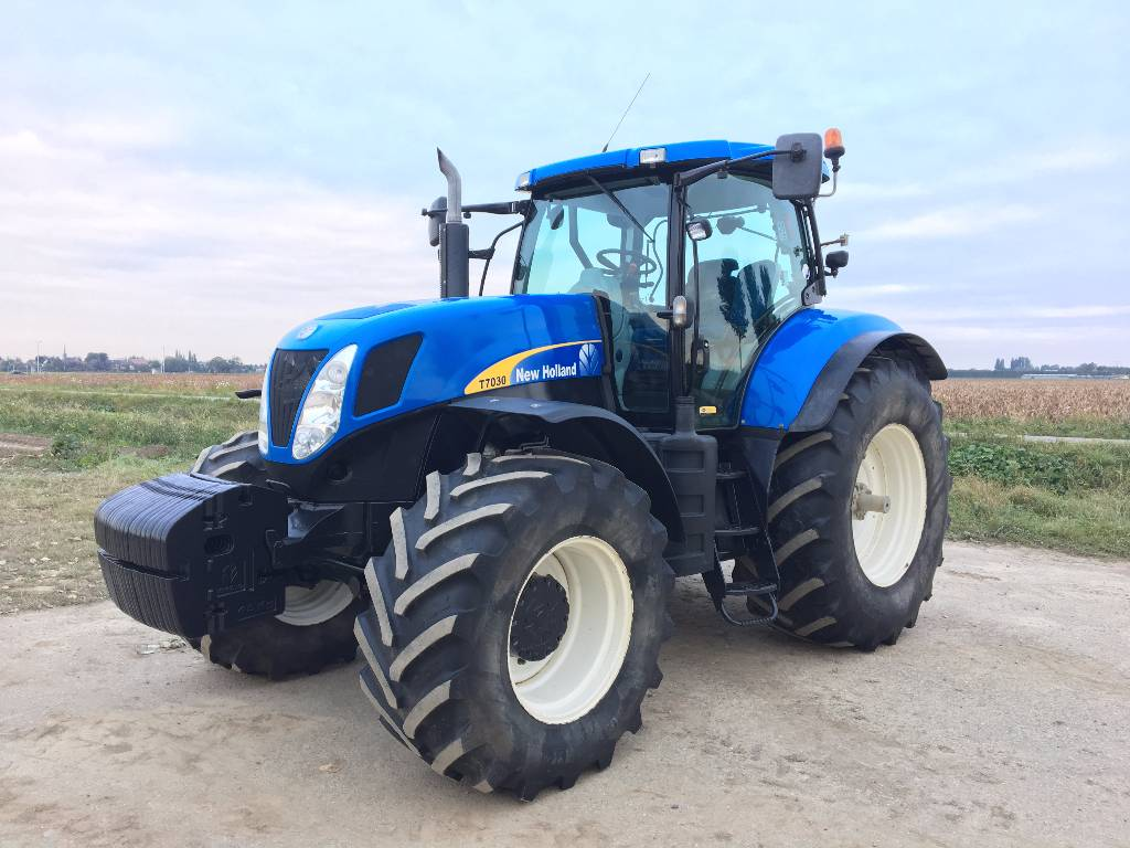 New holland d photo - 6