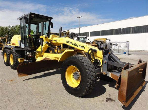New holland f156 photo - 10