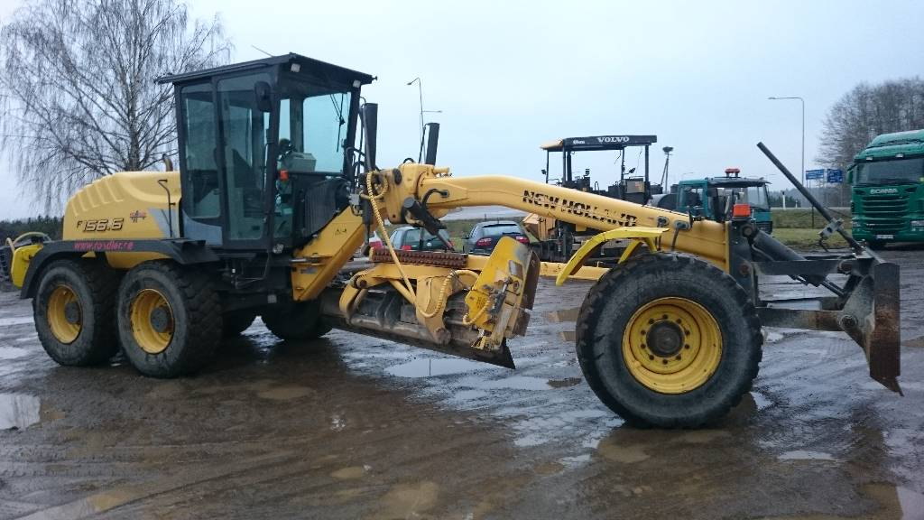 New holland f156 photo - 2