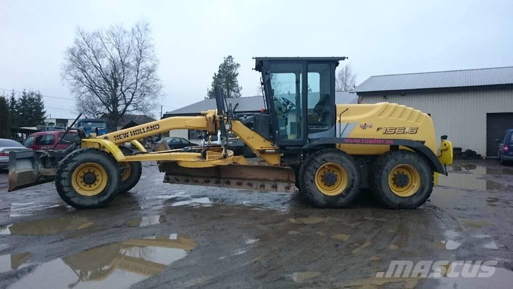 New holland f156 photo - 3