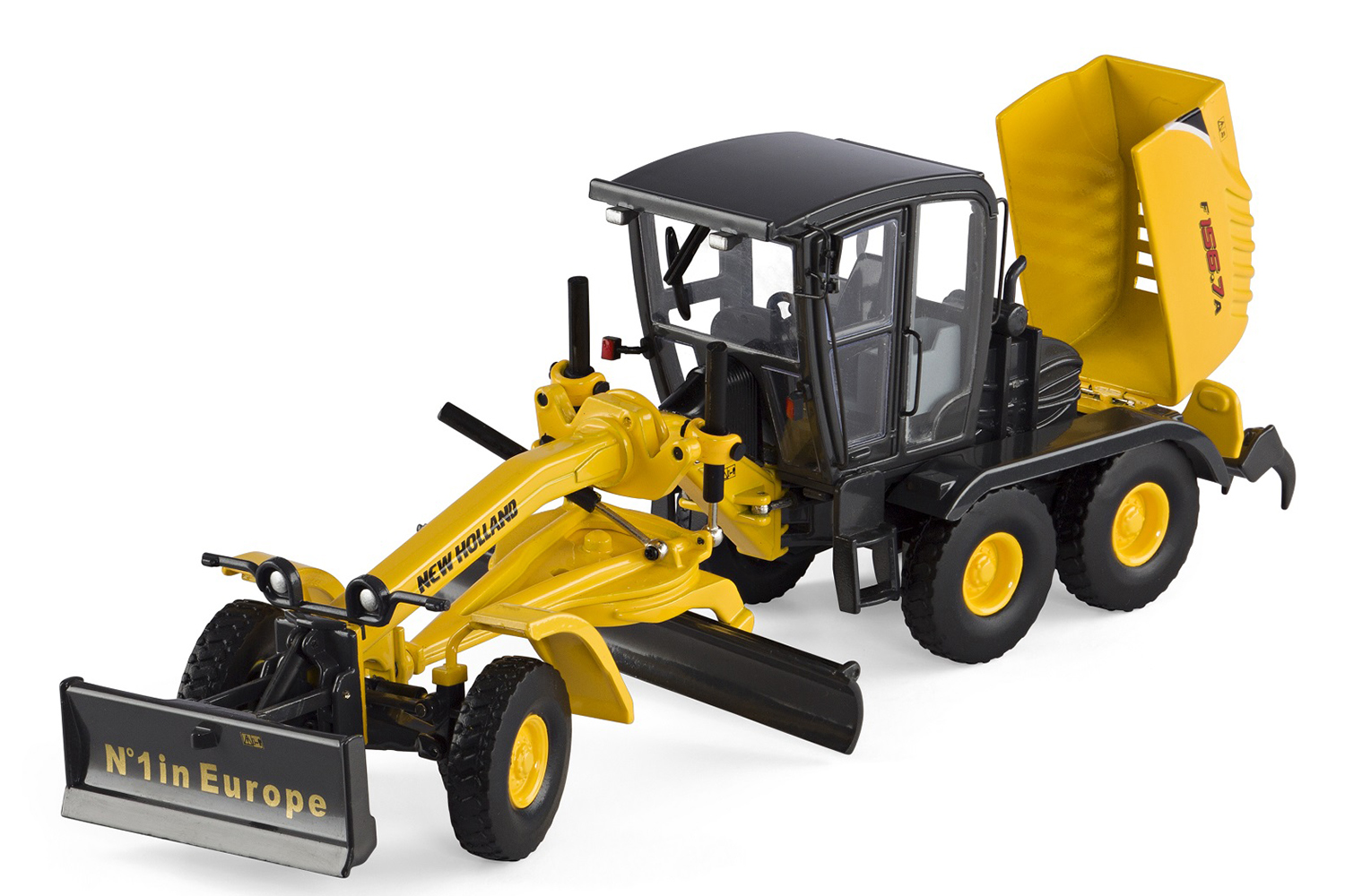 New holland f156 photo - 5
