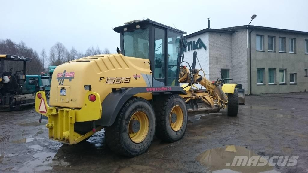 New holland f156 photo - 6