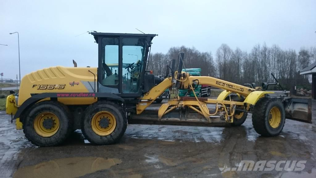 New holland f156 photo - 7
