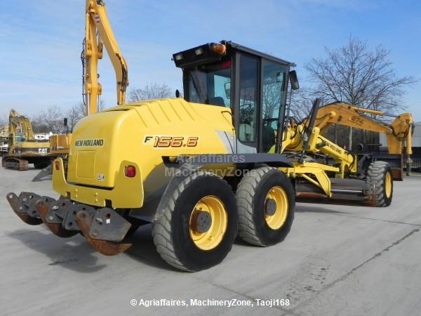 New holland f156 photo - 8