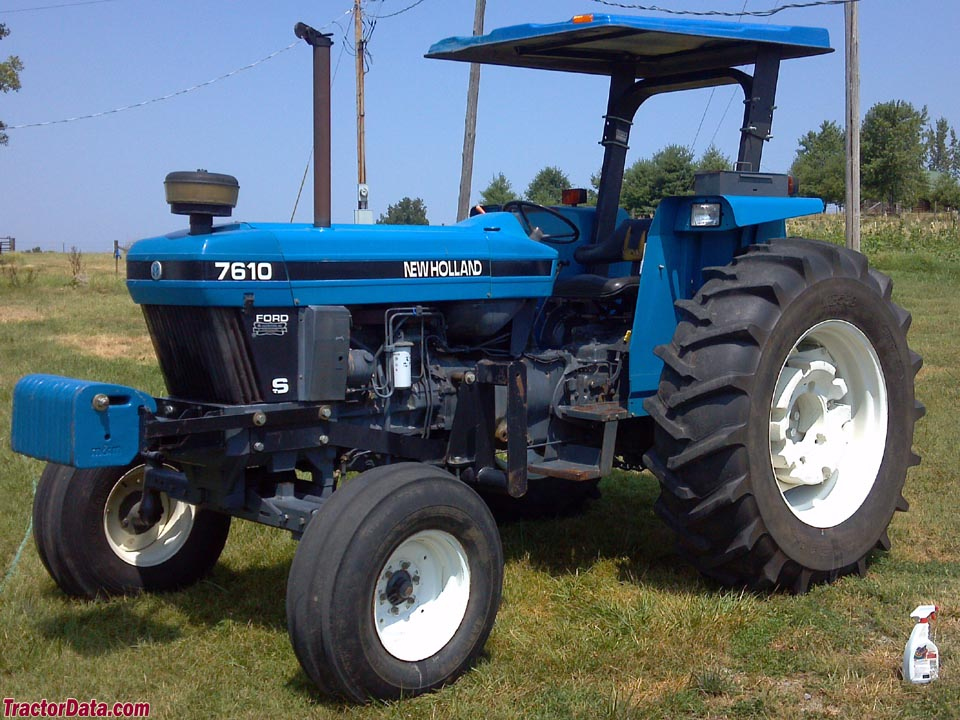 New holland ford photo - 1
