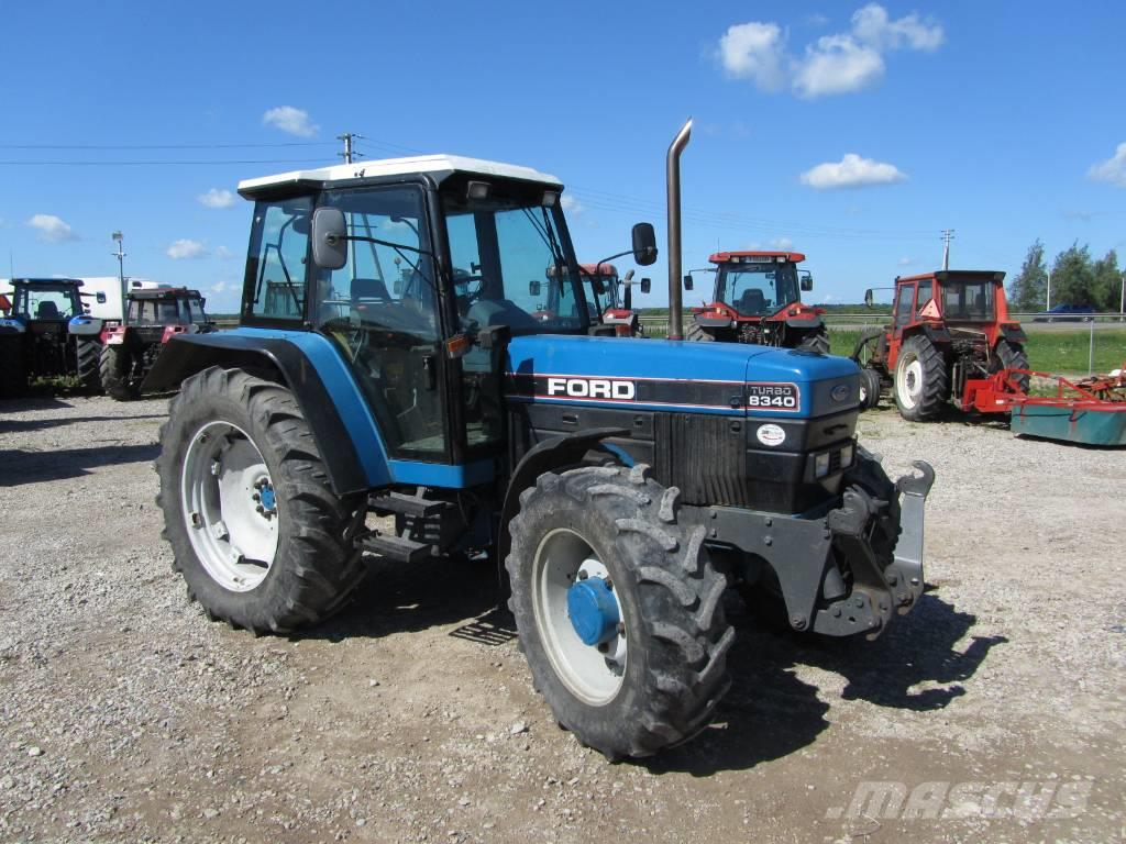 New holland ford photo - 10
