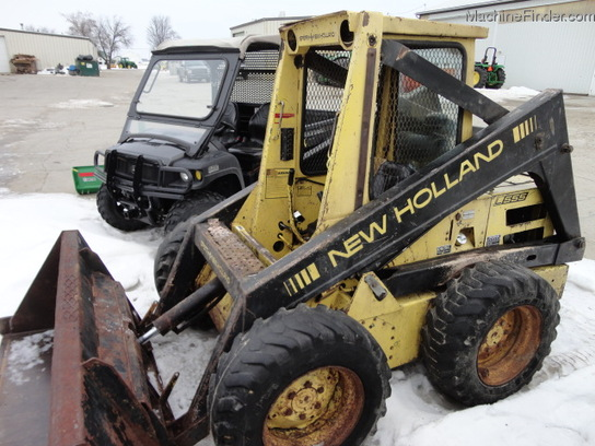 New holland l555 photo - 10
