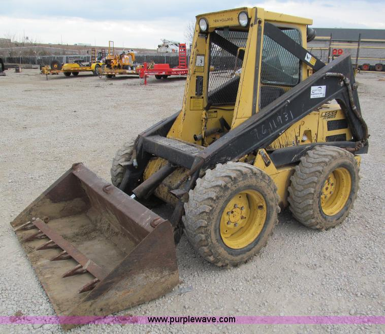New holland l555 photo - 3