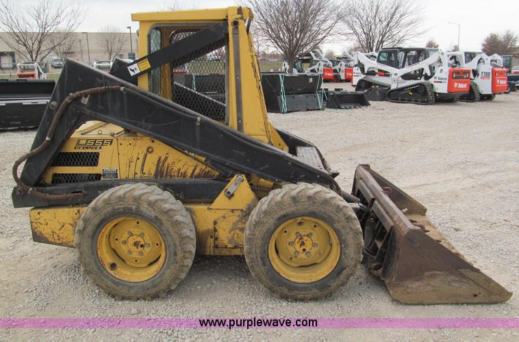 New holland l555 photo - 6