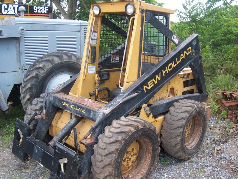 New holland l555 photo - 8