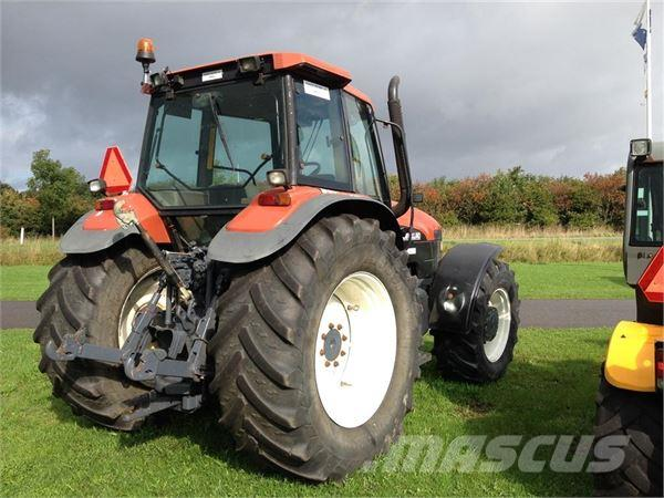 New holland m135 photo - 4