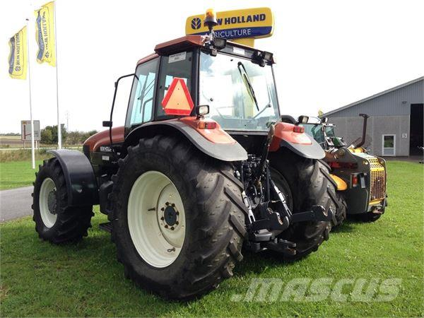 New holland m135 photo - 7