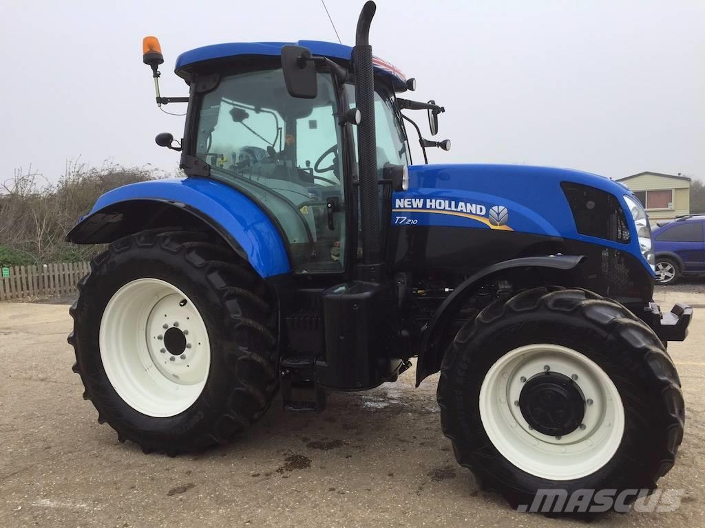 New holland t photo - 10