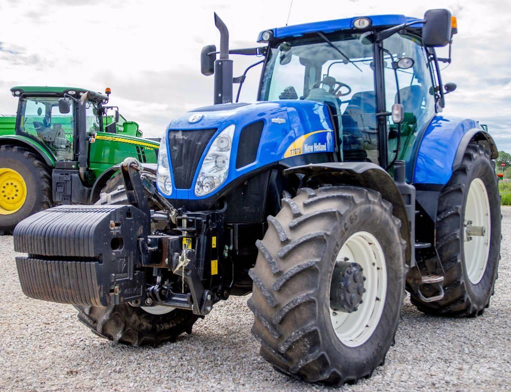 New holland t photo - 4