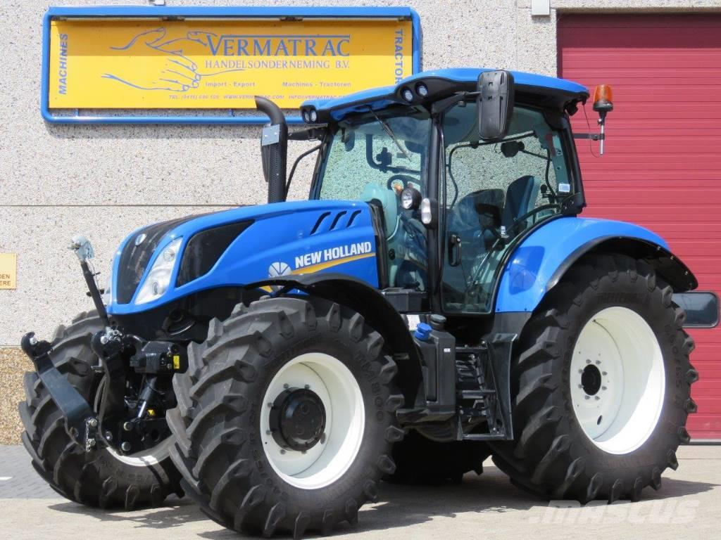 New holland t photo - 5