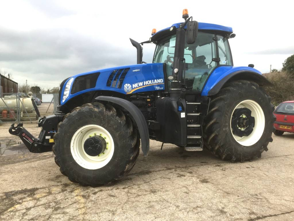 New holland t photo - 8