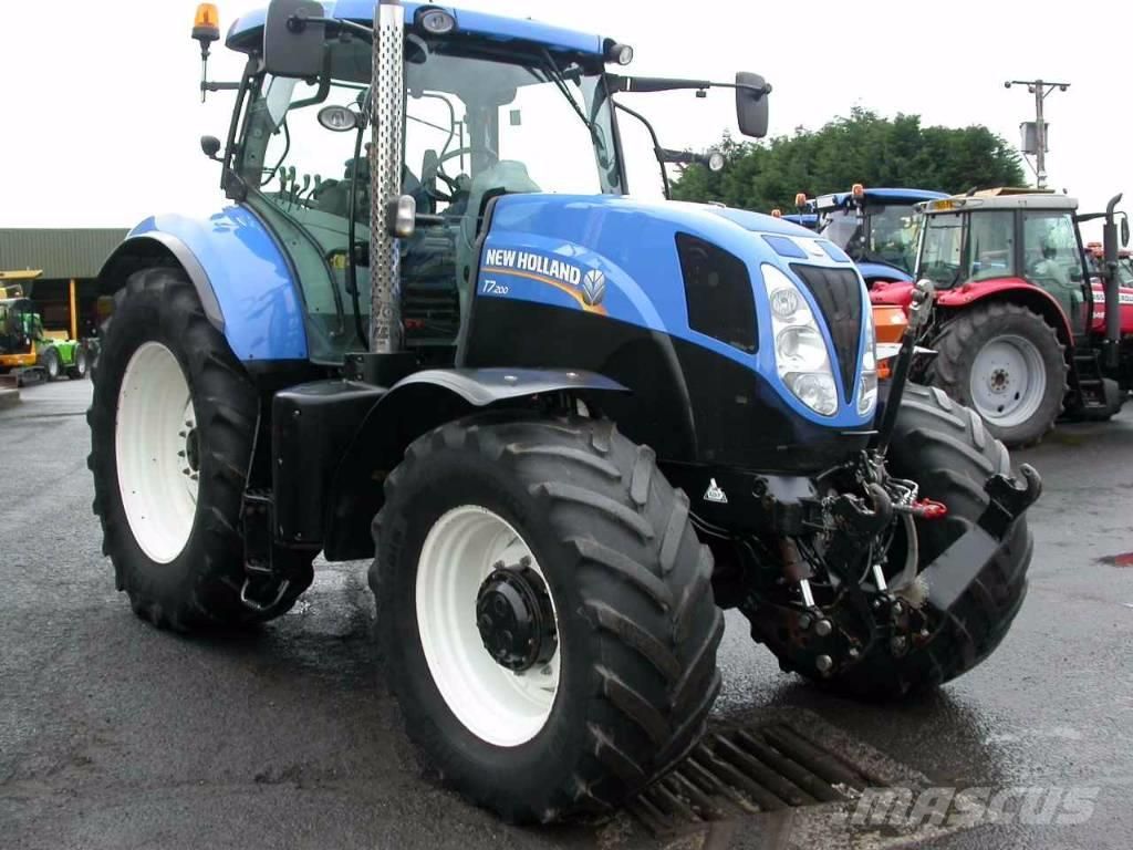 New holland t photo - 9