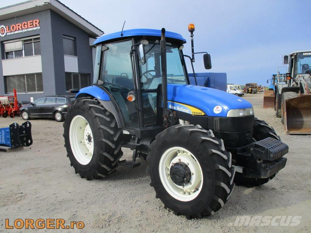 New holland td photo - 10
