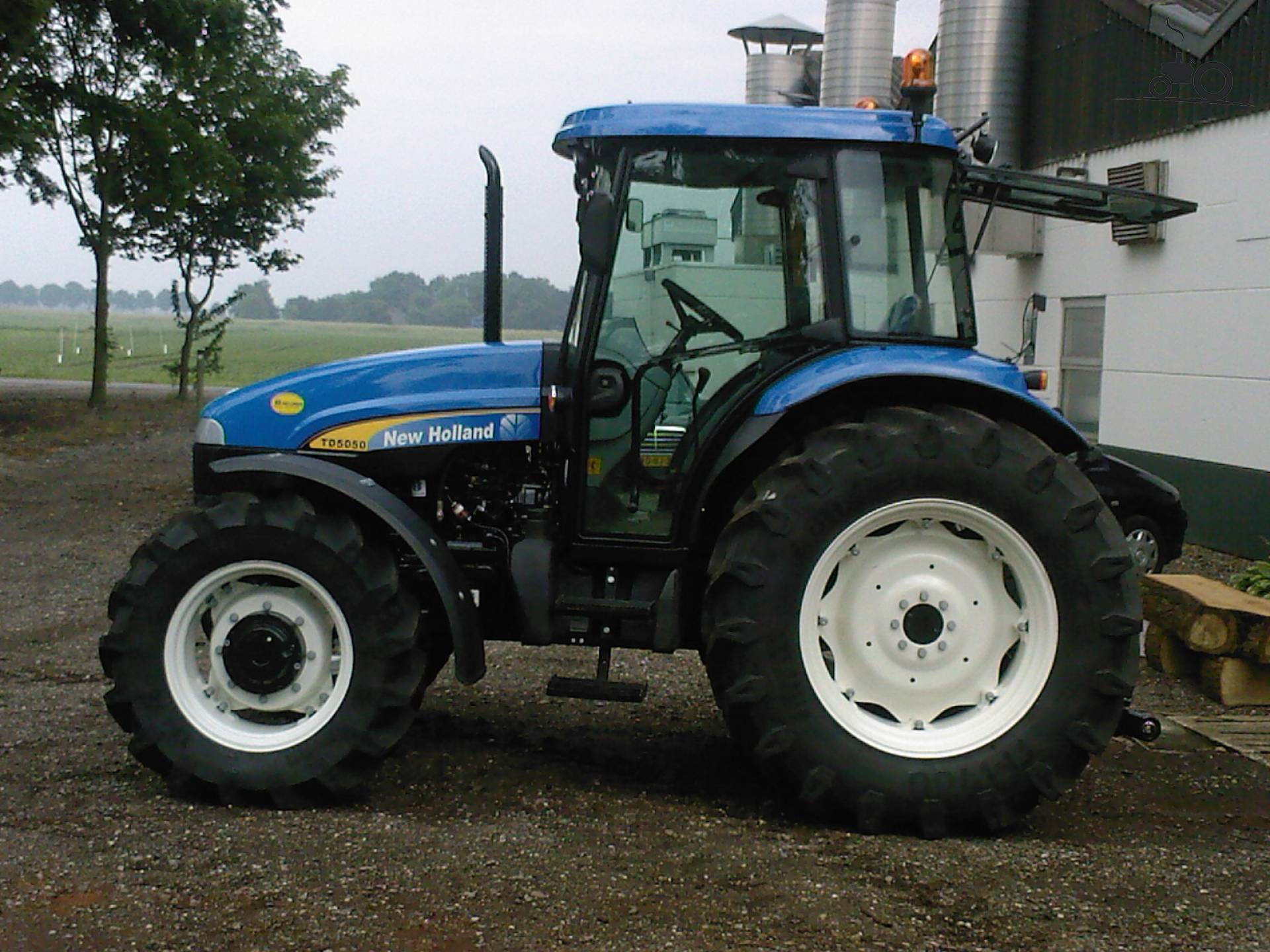 New holland td photo - 2