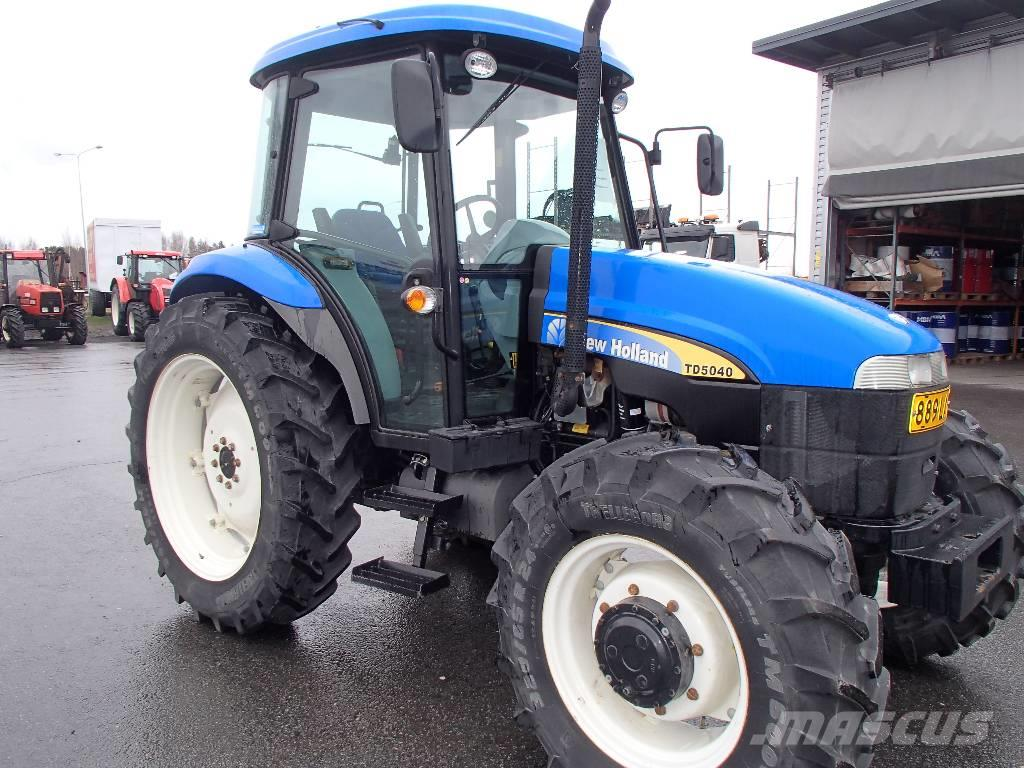 New holland td photo - 4