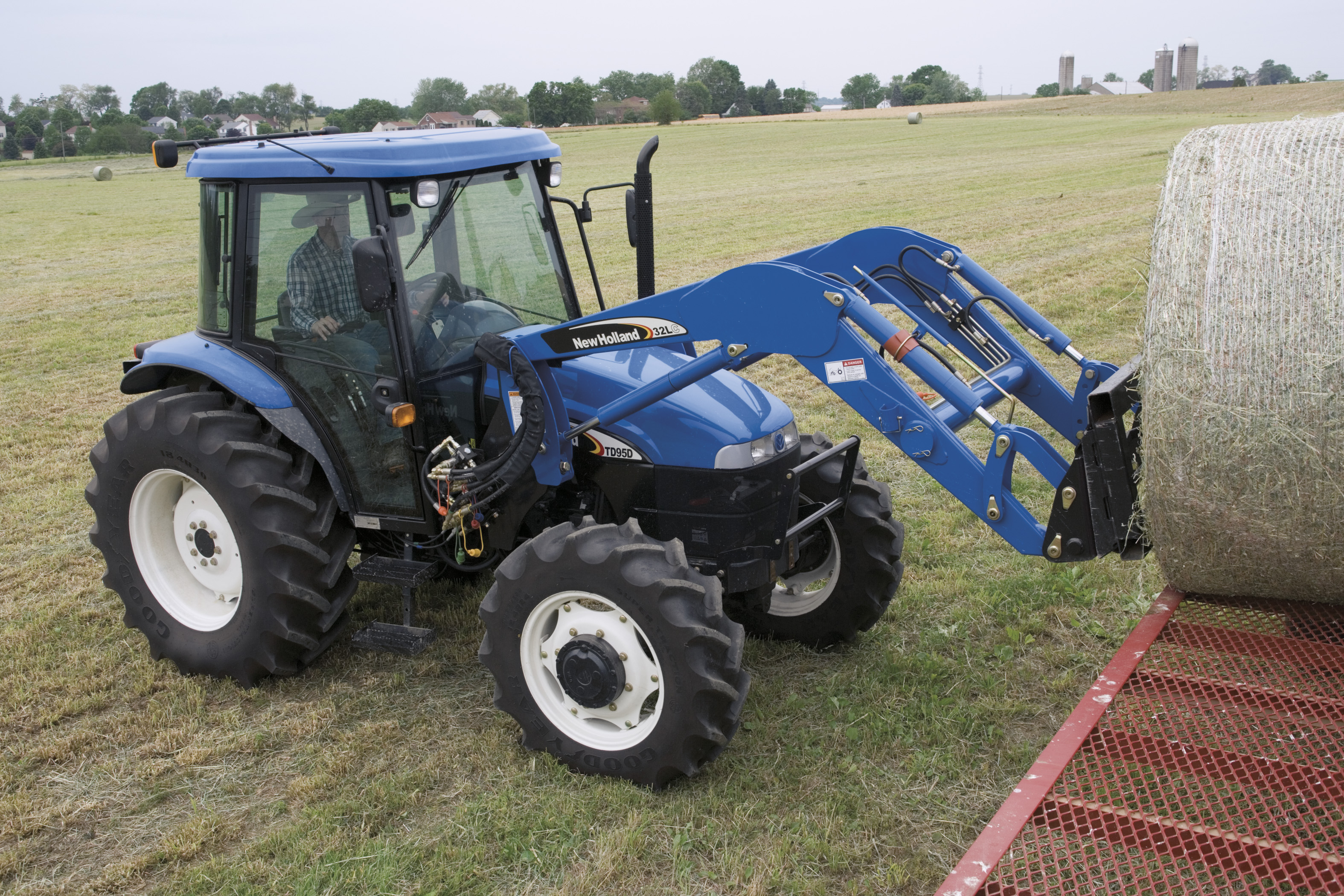 New holland td photo - 7