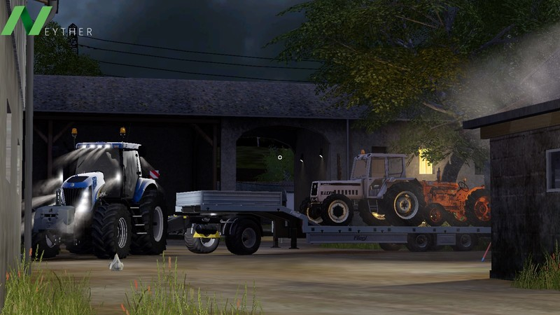 New holland tg-series photo - 10