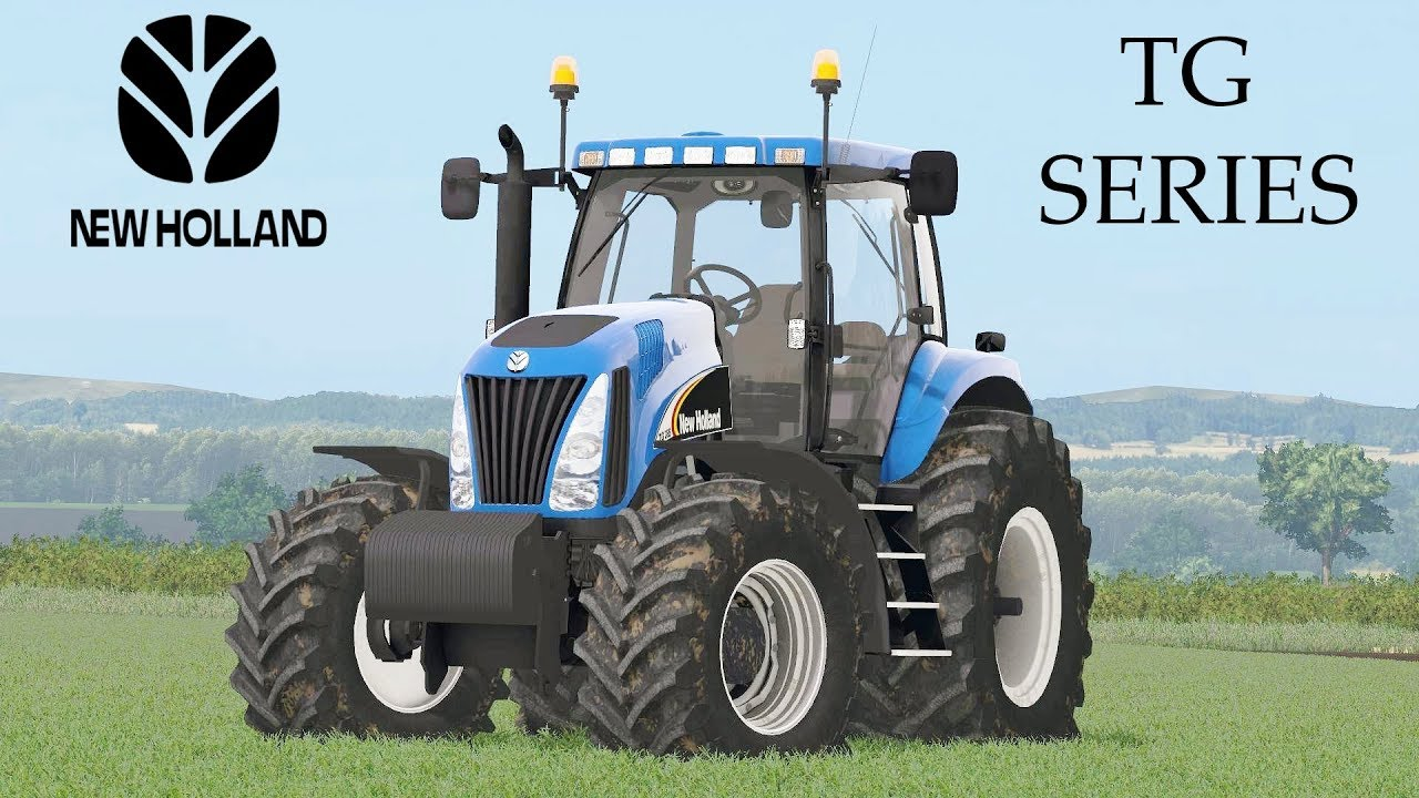 New holland tg-series photo - 5