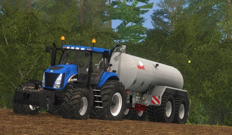 New holland tg-series photo - 6