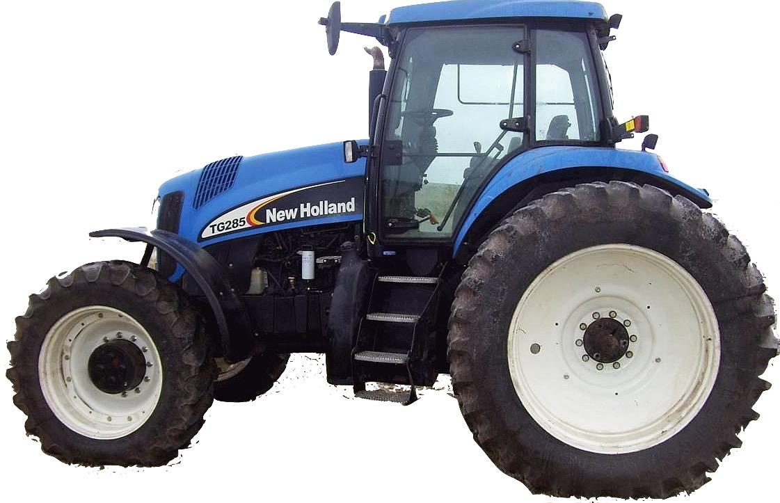 New holland tg-series photo - 7
