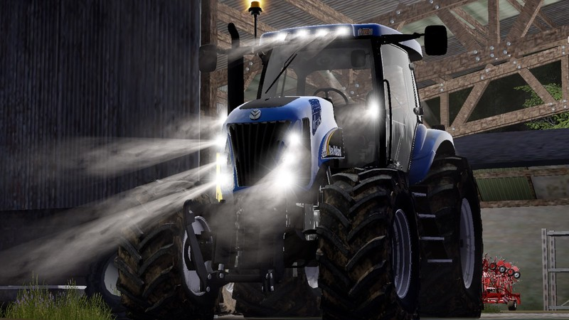 New holland tg-series photo - 8