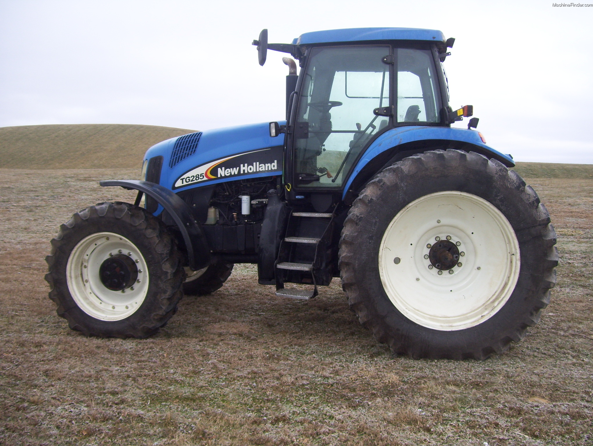 New holland tg285 photo - 2