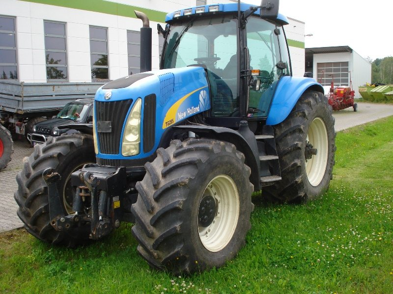New holland tg285 photo - 9