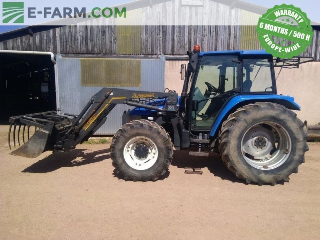 New holland tl-series photo - 10