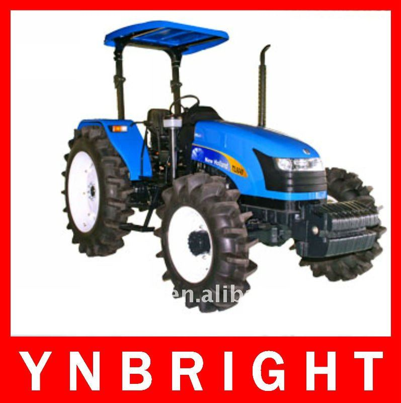 New holland tl-series photo - 2