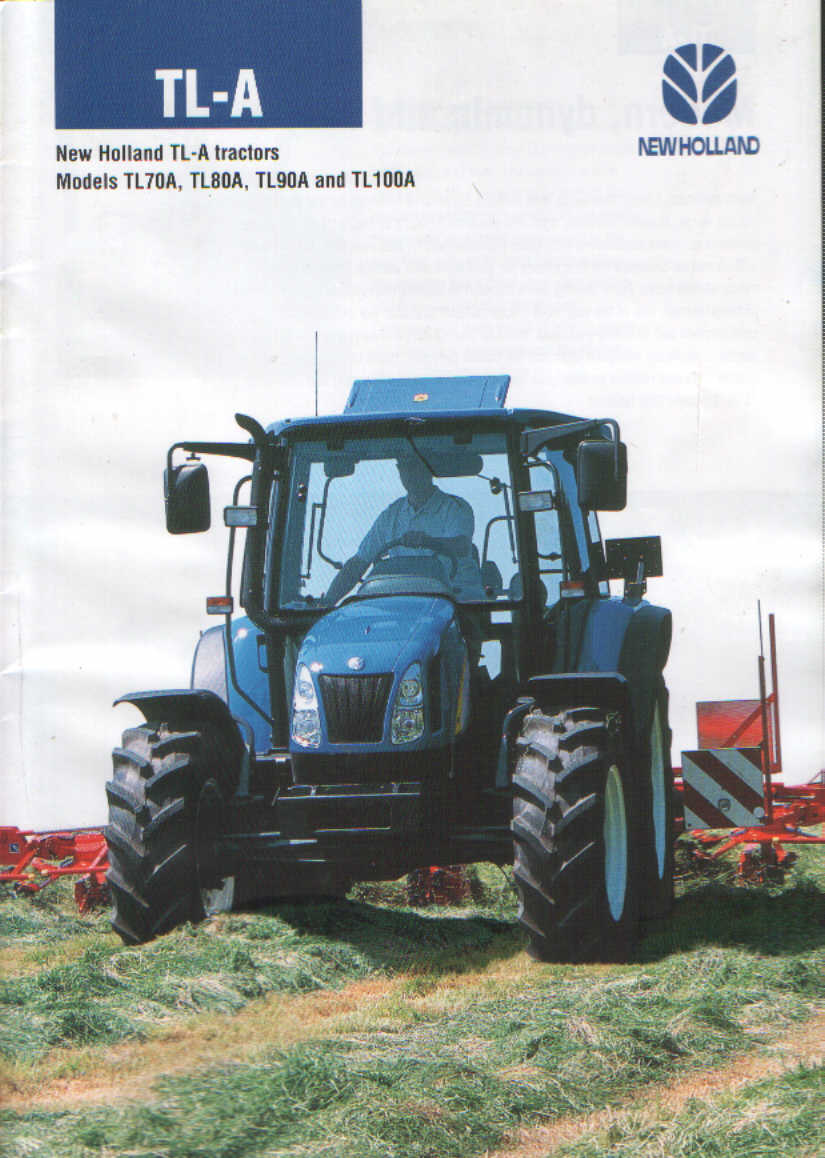 New holland tl-series photo - 3