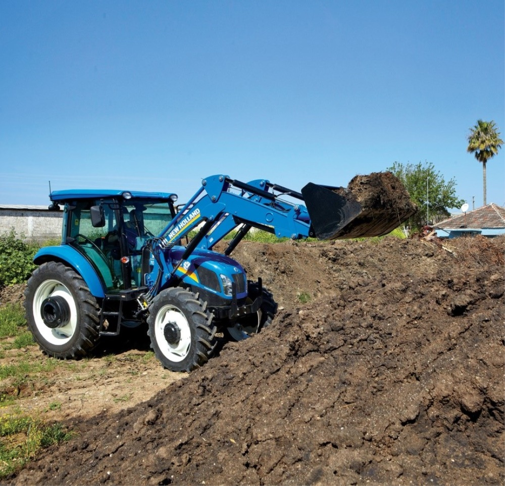 New holland tl-series photo - 4