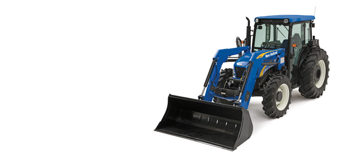New holland tl-series photo - 5