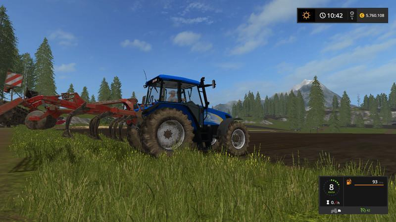 New holland tl-series photo - 8