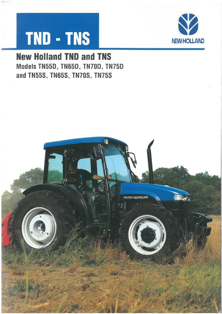 New holland tn-series photo - 1
