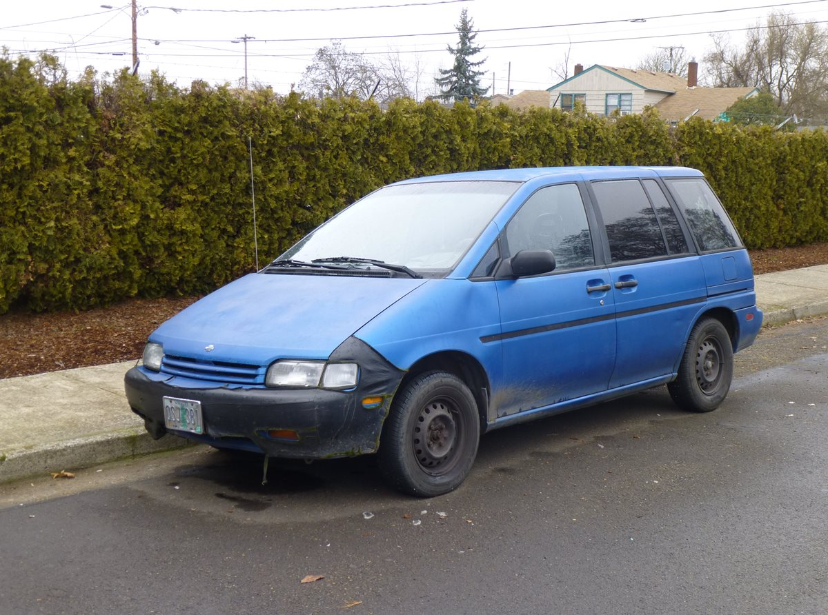 Nissan axxess photo - 10