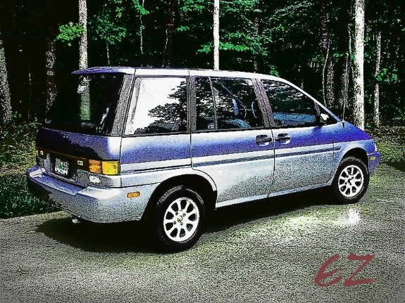 Nissan axxess photo - 6