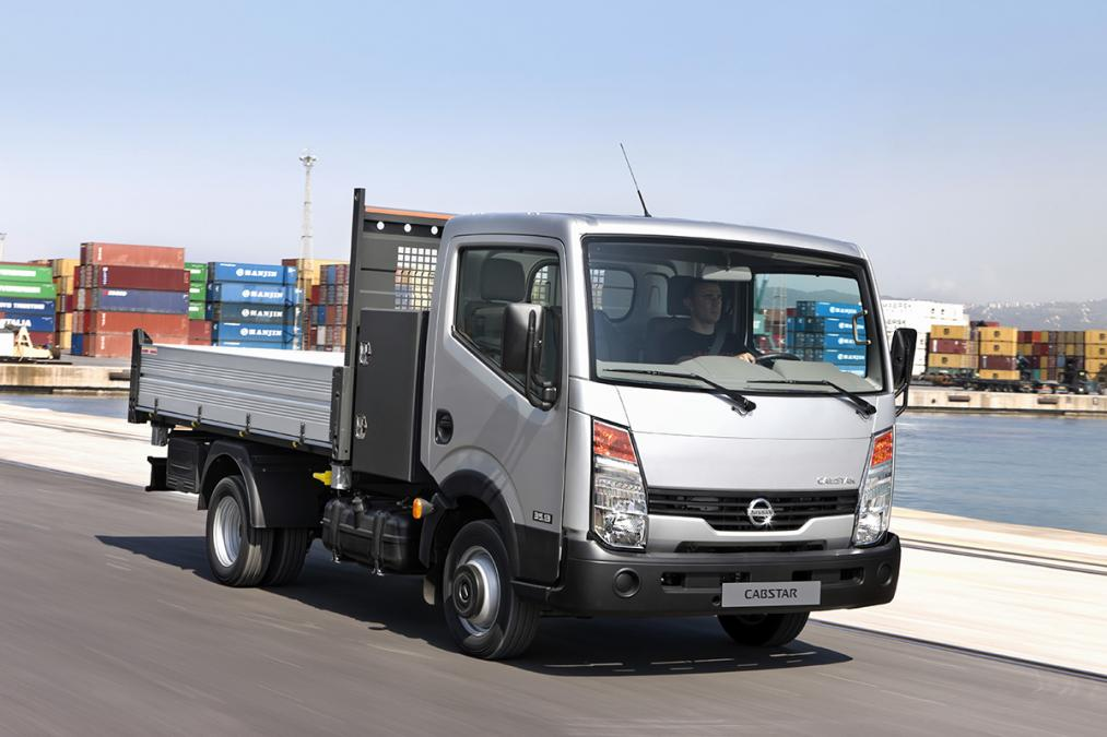 Nissan cabster photo - 9