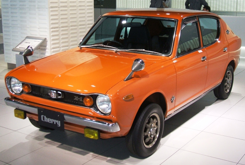 Nissan cherry photo - 6