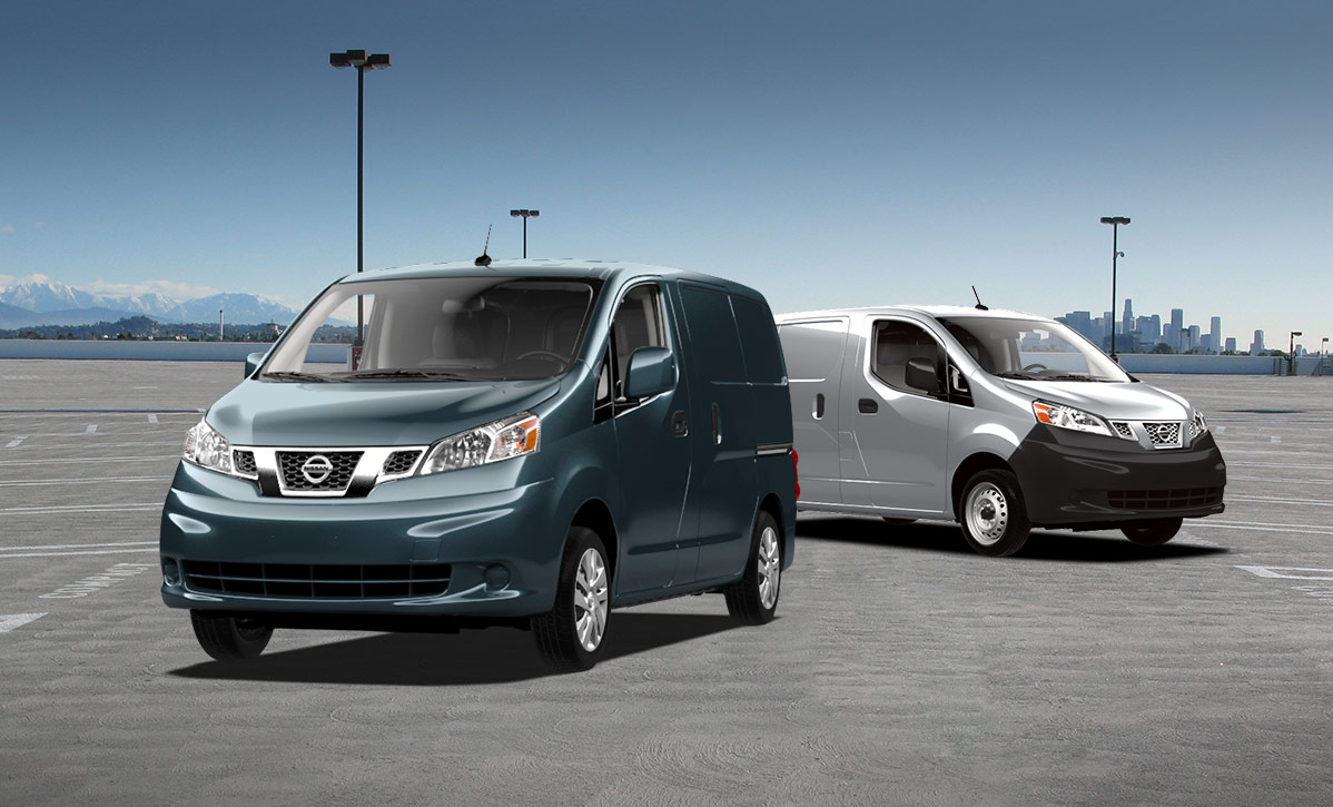 Nissan commercial photo - 2