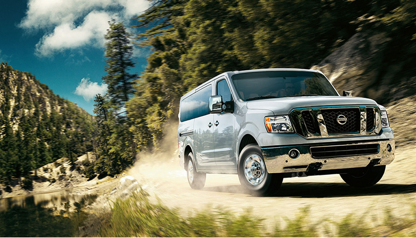 Nissan commercial photo - 5