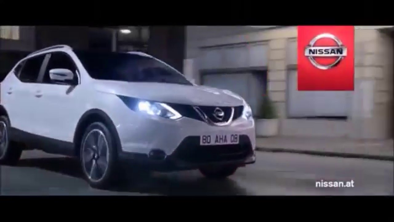 Nissan commercial photo - 9
