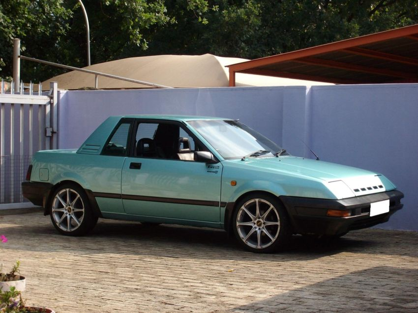 Nissan exa photo - 10