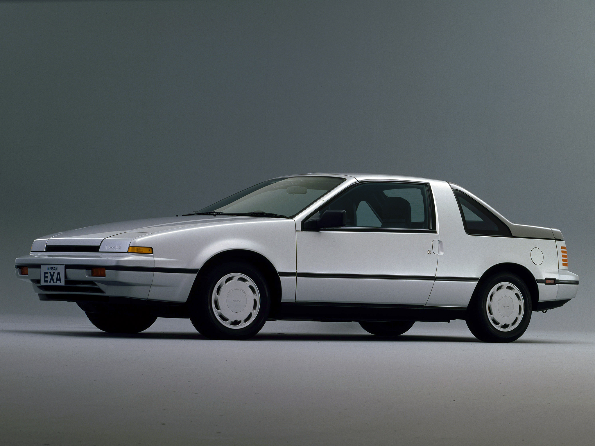 Nissan exa photo - 7