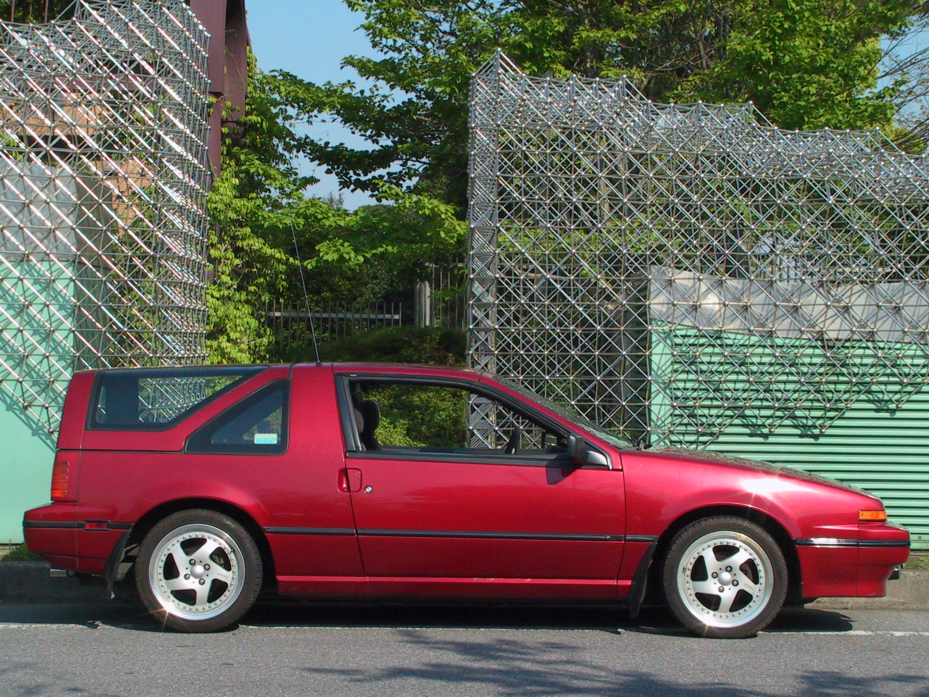 Nissan exa photo - 9