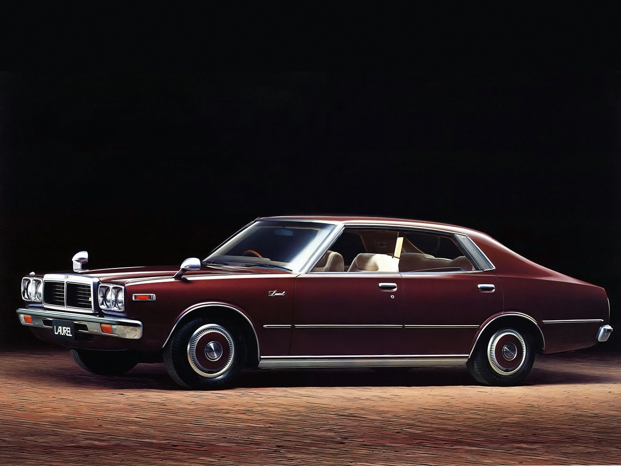 Nissan laurel photo - 7